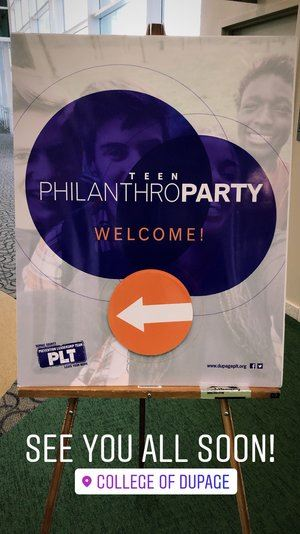 The PhilanthroParty - Welcome